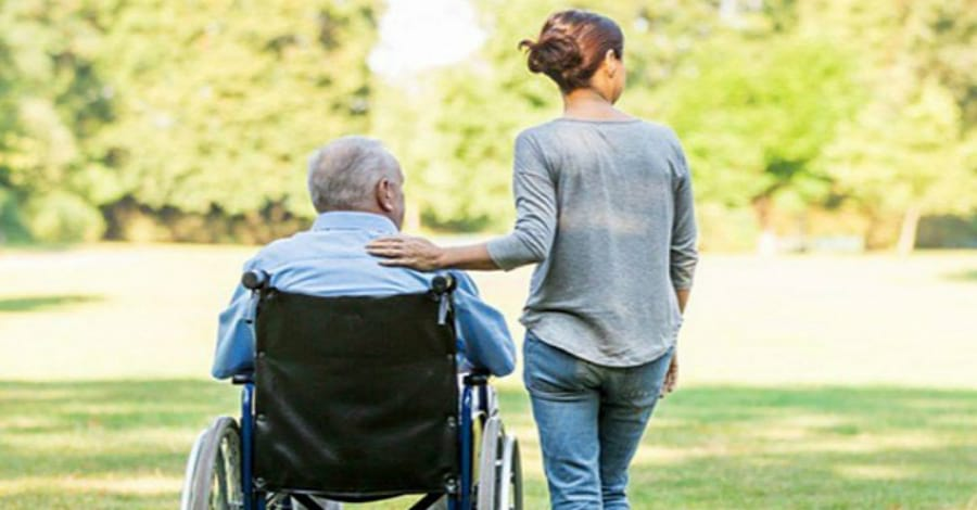 Уход за пенсионером инвалидом
